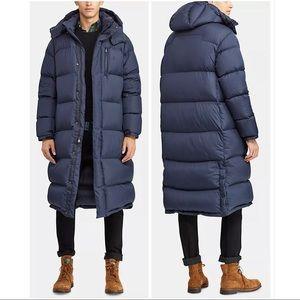 Polo Ralph Lauren Ripstop Full Length Down Jacket